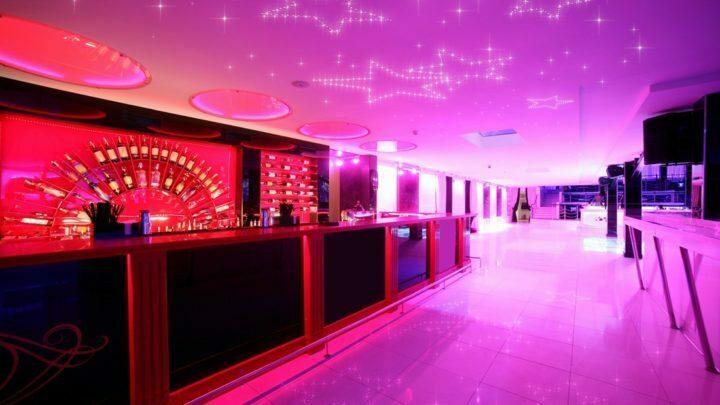 PIXLUM | LED Licht Design frei gestalten Sternenhimmel